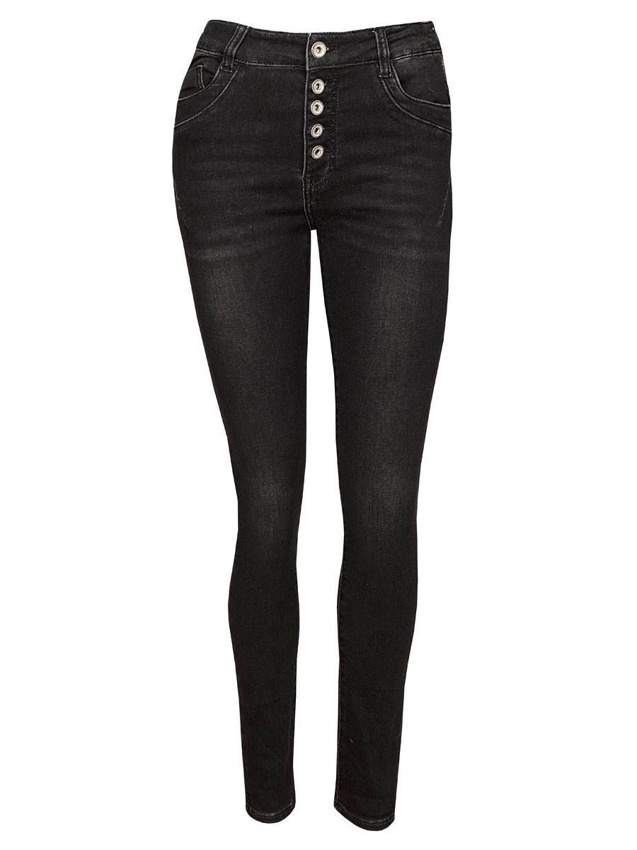 Norfy Jog Jeans Zwart