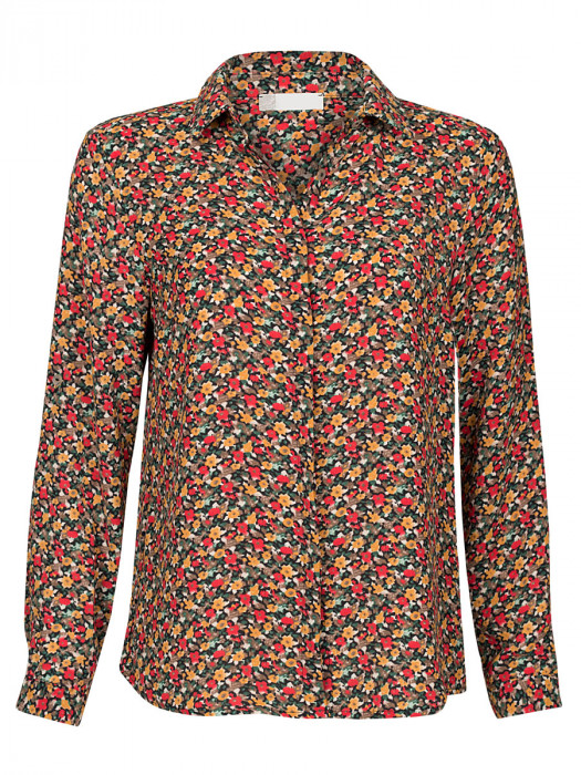 Blouse Annette Taupe