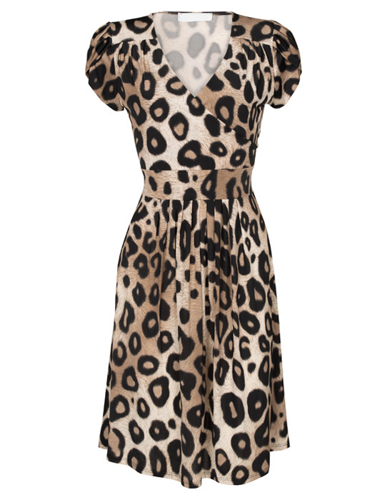 Jurk Stylish Leopard