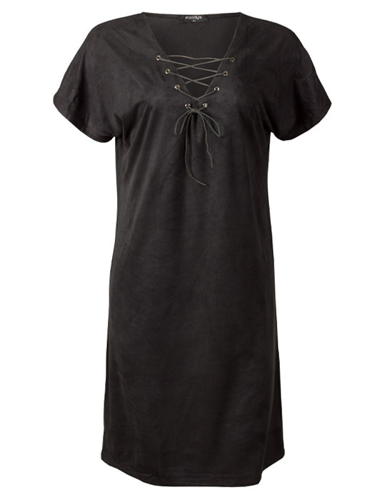 Dress Suède Black
