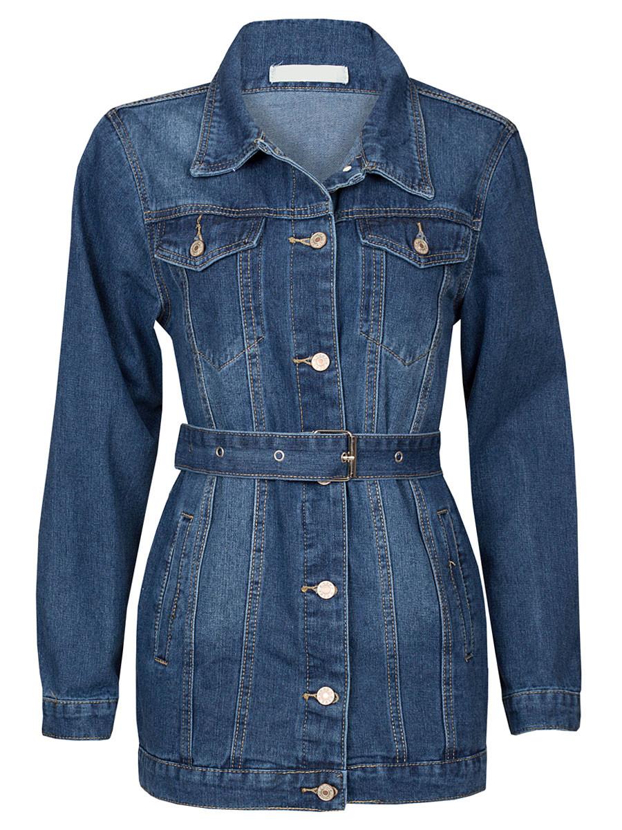 Jeans Jacket Isabella