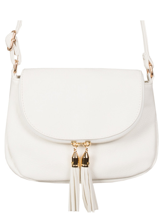 Shoulder Bag Lizzy White