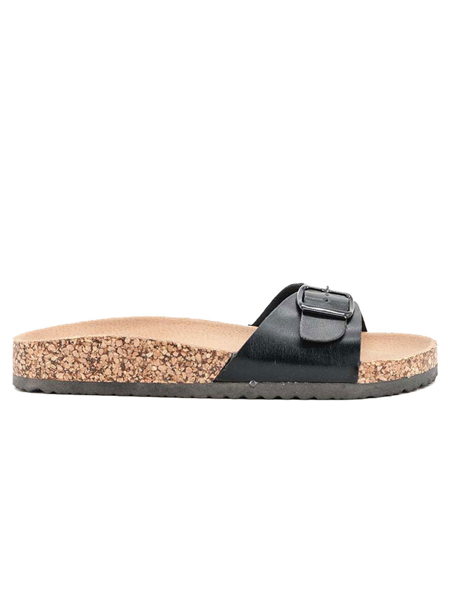 Sandalen Comfy Zwart