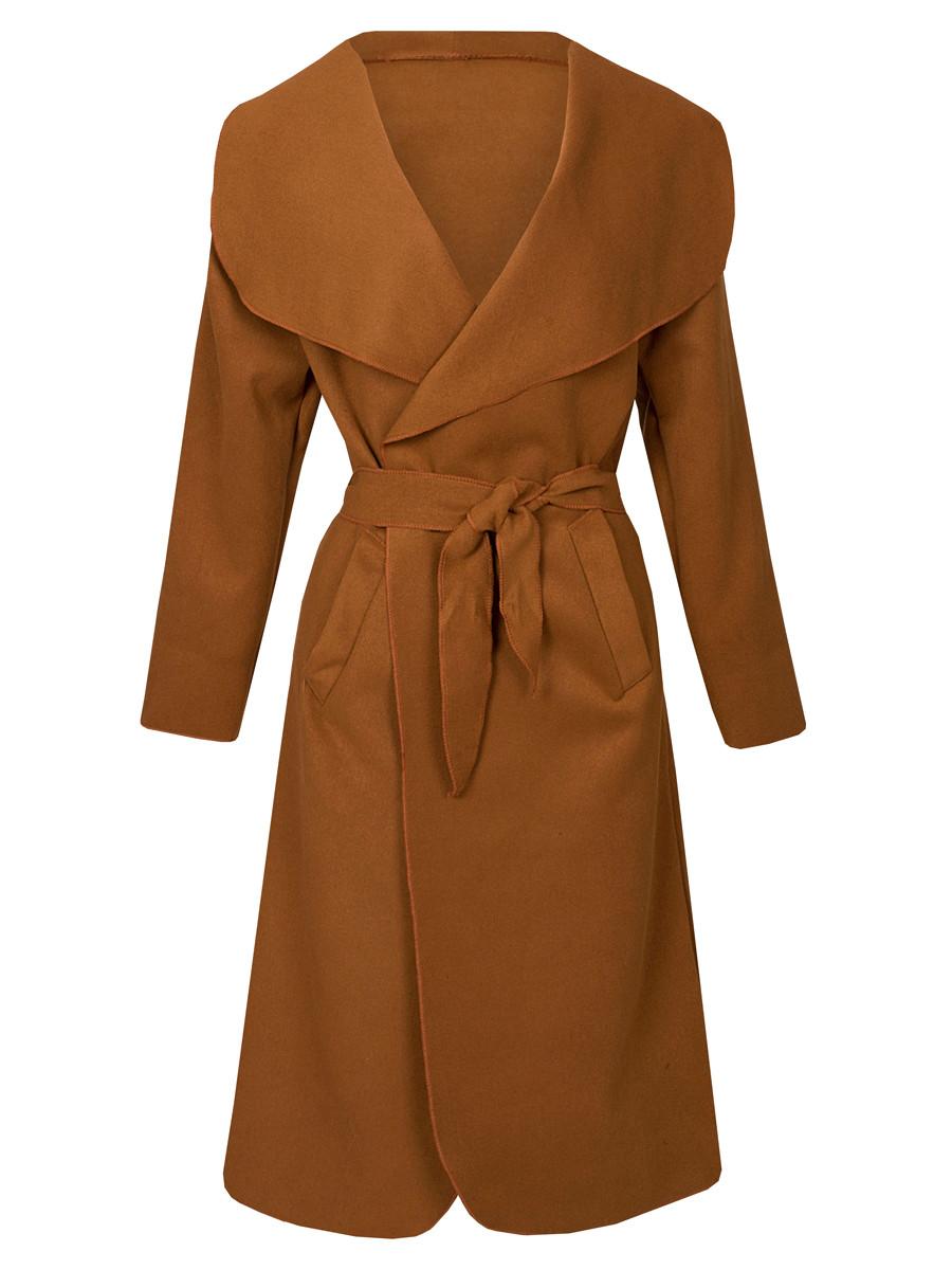 Coat Parisian Camel