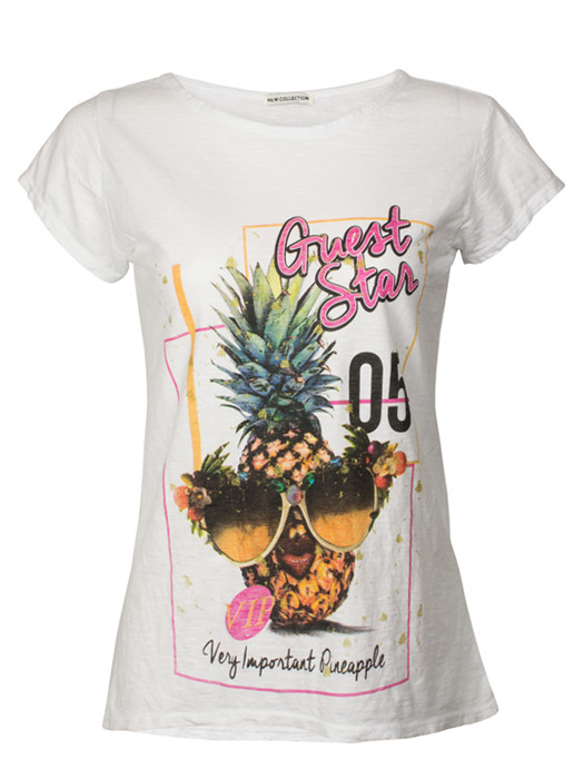 Shirt Pineapple