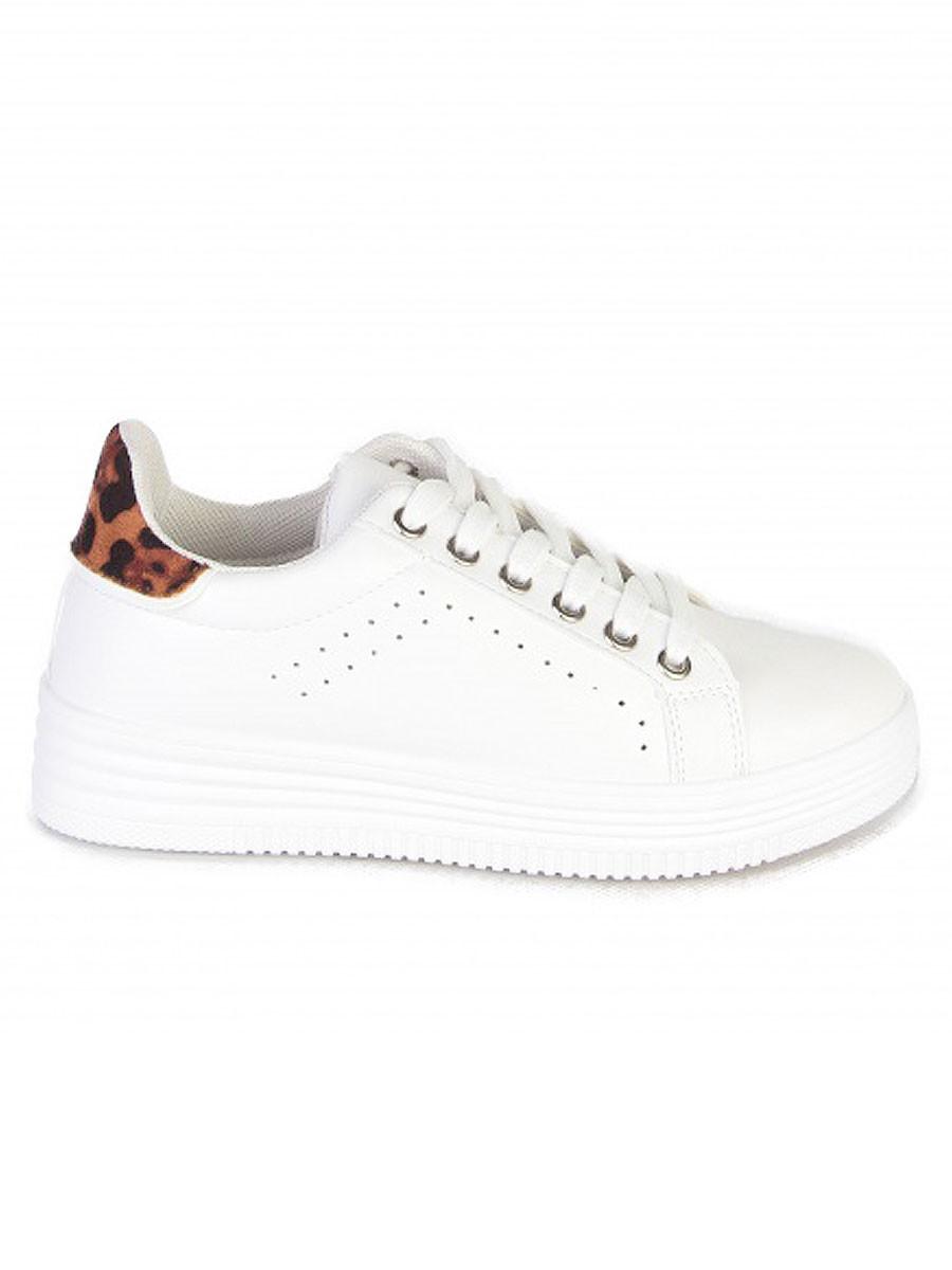 Van Fashionize Sneakers Leopard Wit Prijsvergelijk nu!
