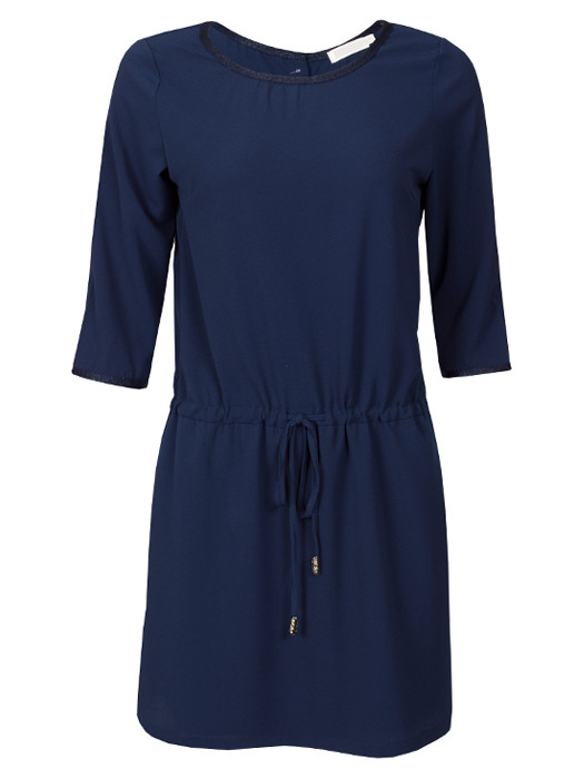 Dress Nicole Navy