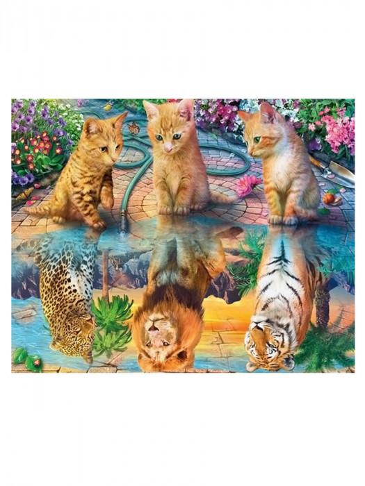 Kittens 50x40 Diamond Painting