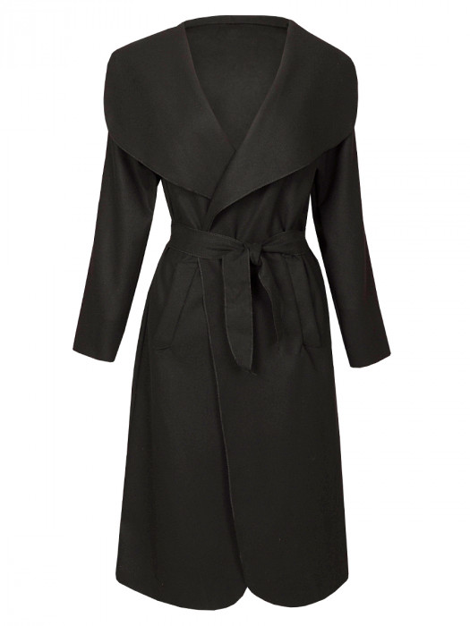Coat Parisian Black