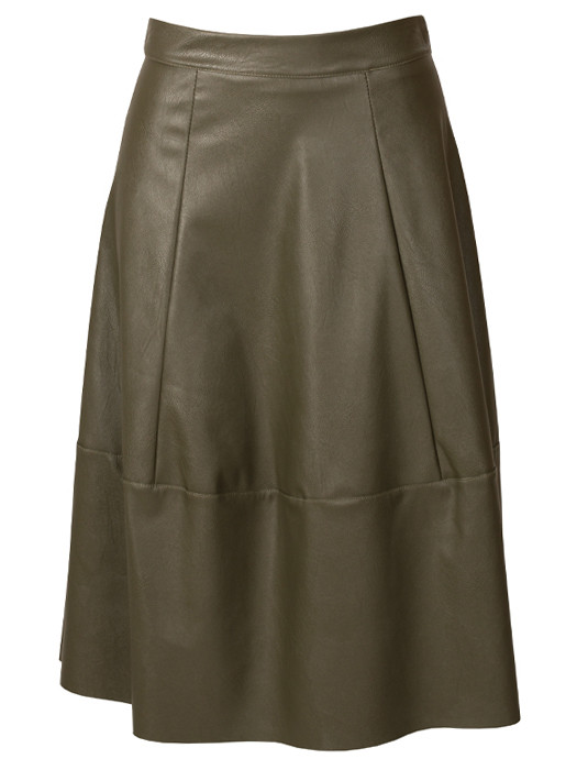 Rok Leather Look Army