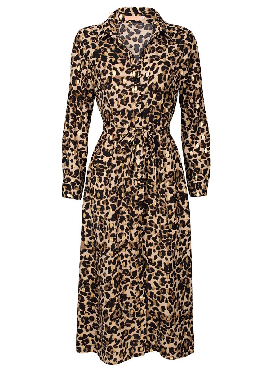 Blousejurk Leopard