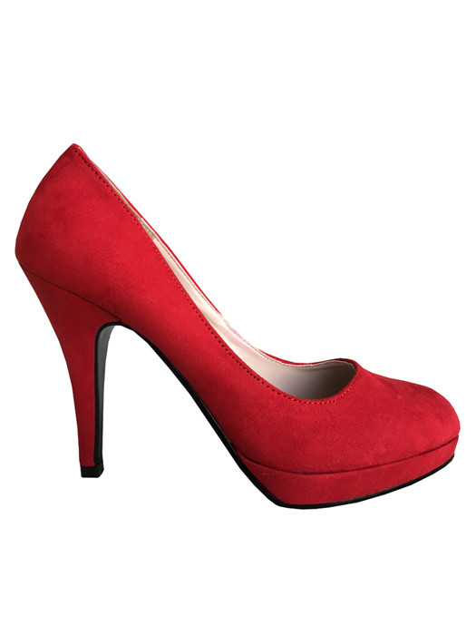 Pumps Linzi Red