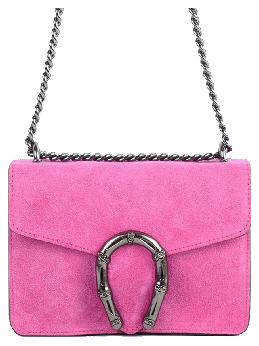 Leather Bag Jackie Pink