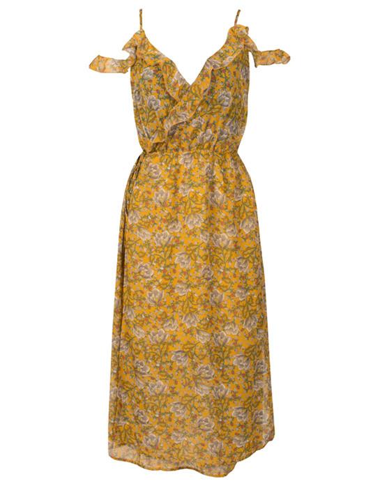 Dress Bridget Oker