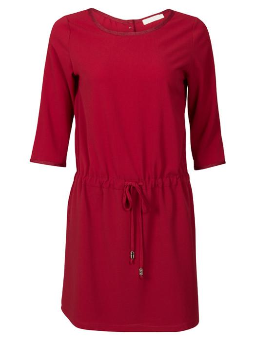 Dress Nicole Bordeaux