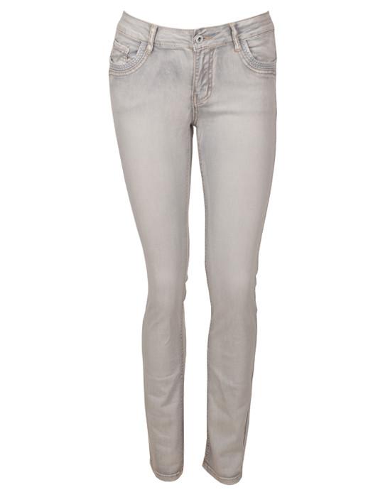 Image of Skinny Jeans Jill Gray