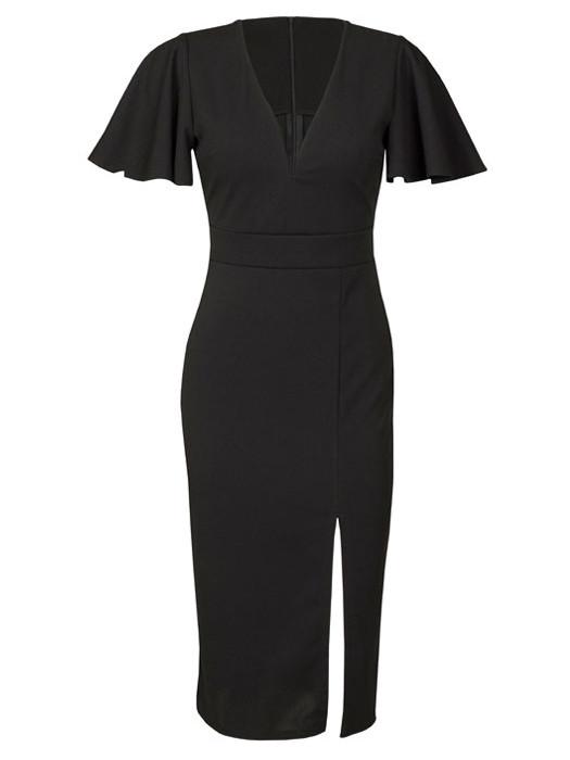 Image of Dress Kendall Black