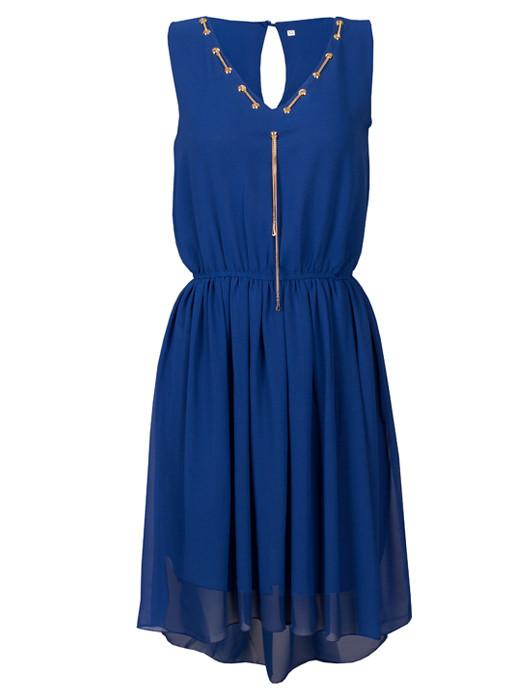 Image of Dress Jessica Blue