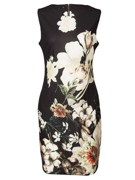 Dress Louise Black