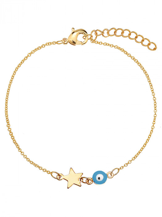 Armband Eye Star Blauw