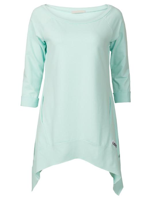 Sweater Dress Love Mint