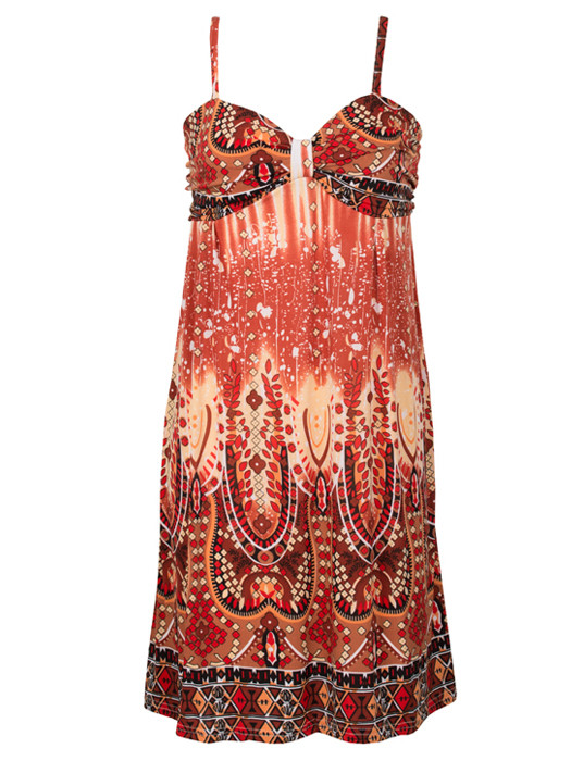Van Fashionize Dress Beach Brown Prijsvergelijk nu!