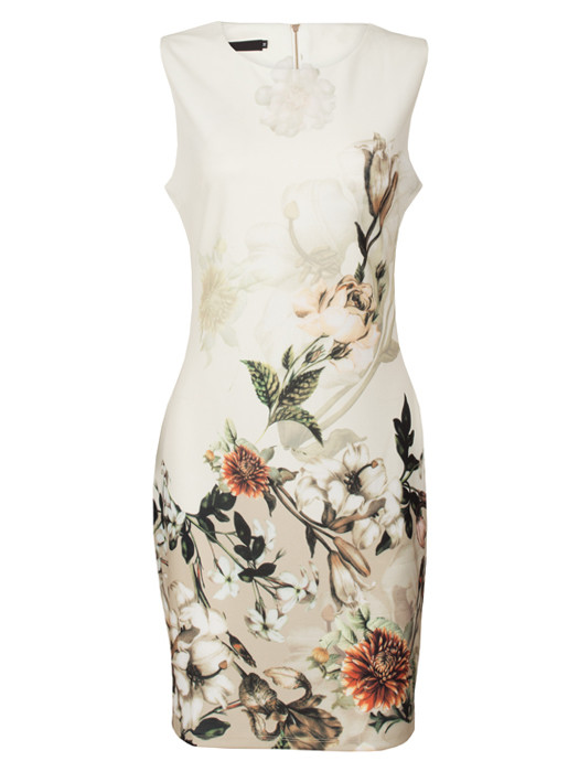 Dress Louise Creme