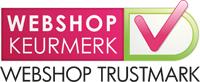 Fashionize.nl is aangesloten bij het Webshop Keurmerk