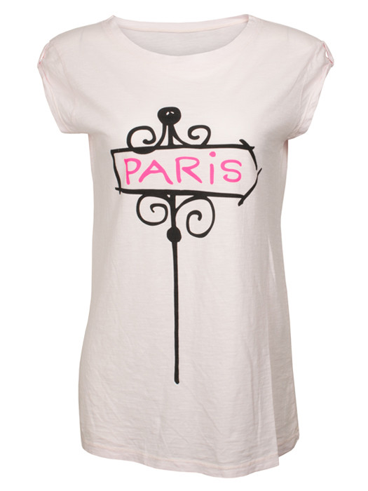 Shirt Paris Pink
