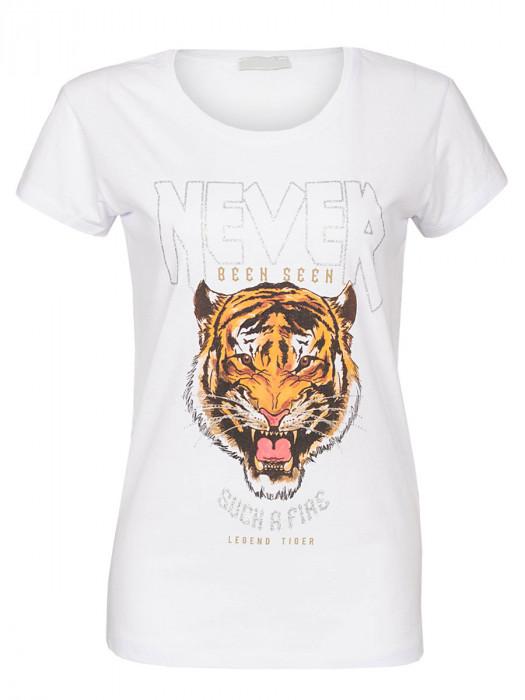 Shirt Legend Tiger Wit