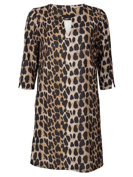 Dress Savannah Leopard