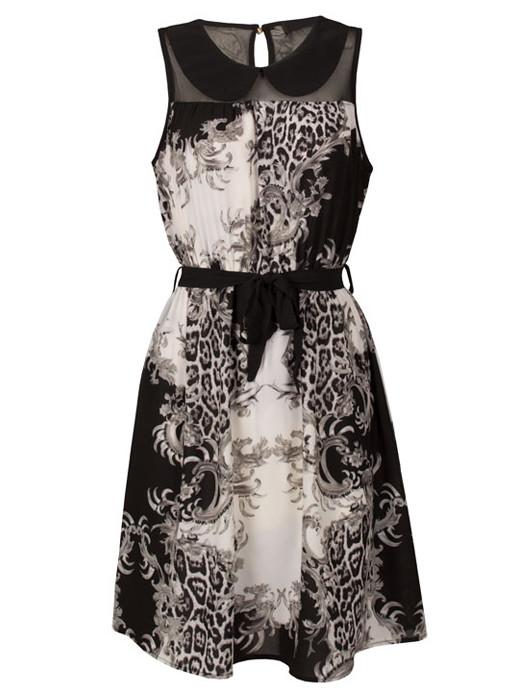 Dress Florance Gray