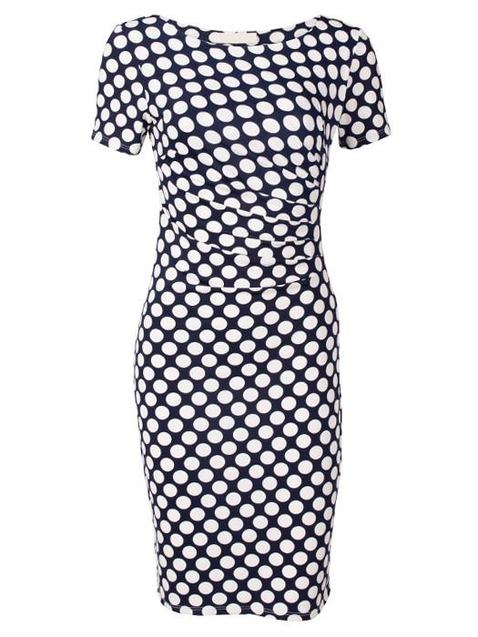 Dress Dots Navy