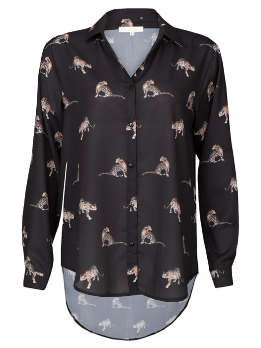 Van Fashionize Blouse Leopards Prijsvergelijk nu!