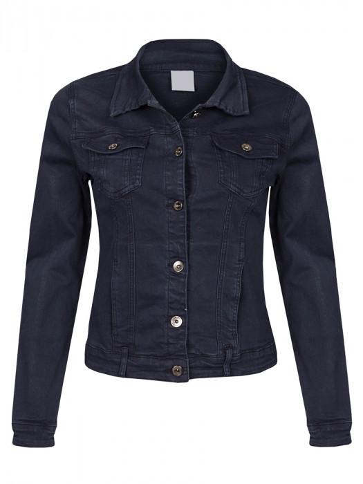 Jeans Jacket Stretch Navy