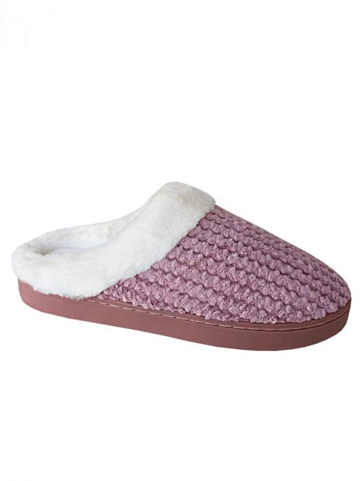 Pantoffels Bont Roze