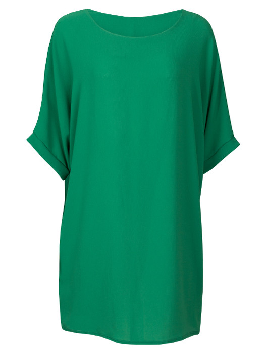 Comfy Dress Green
