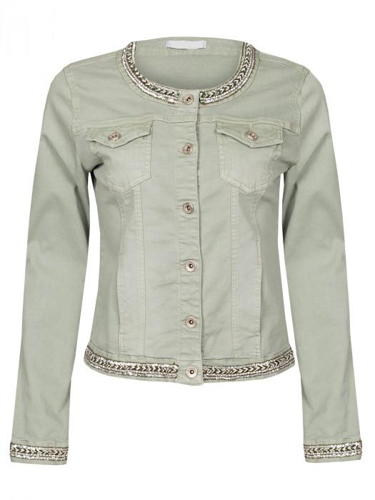Jeans Jacket Elise Groen