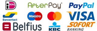 Veilig en vertrouwd betalen met je favoriete betaalmethode