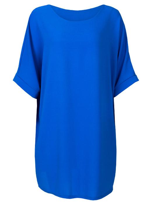 Van Fashionize Comfy Dress Blue Prijsvergelijk nu!
