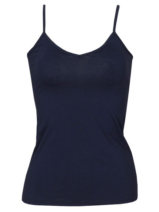 Top Basic Navy