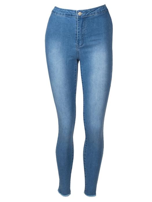 Van Fashionize Tregging Denim Blue Prijsvergelijk nu!