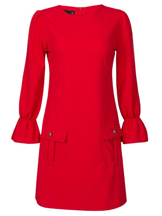 Dress Alicia Red