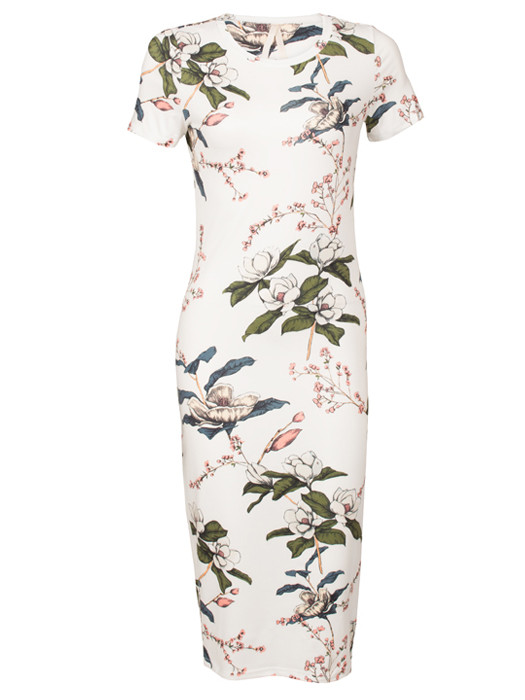 Dress Lucy White