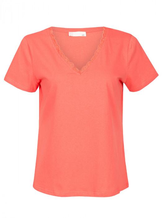 Shirt Amber Koraal