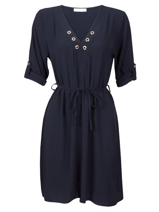 Tuniek/Dress Madeline Navy