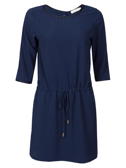 Dress Nicole Navy