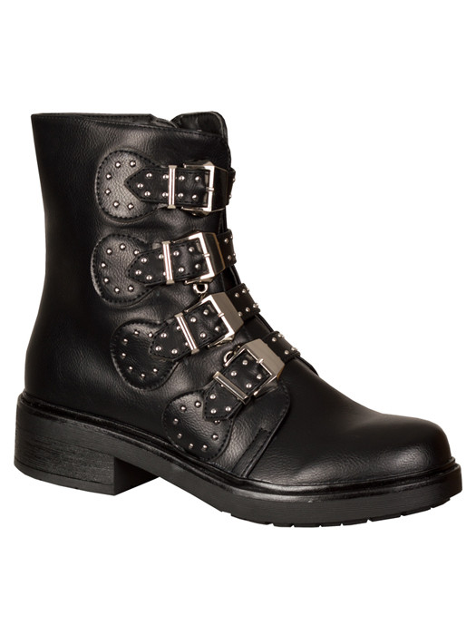 Image of Buckle Boots & Studs