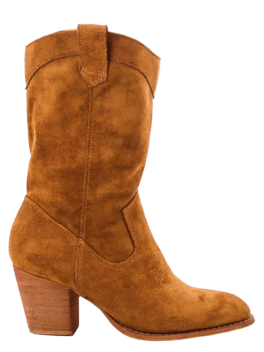 Laarzen Cowboy Camel