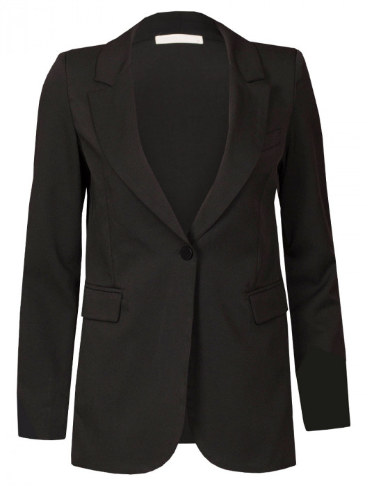 Blazer Fancy Zwart